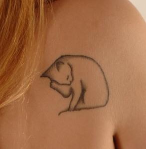 tatoo gato 3