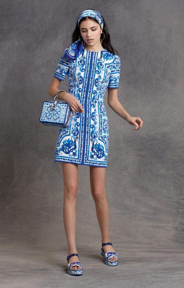 Tend ncia estampa de azulejo racionalmente feminina - Azulejos reina ...