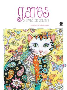 Gatos - Colorir