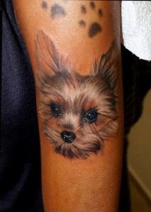tattoo-arm-realistic-dog