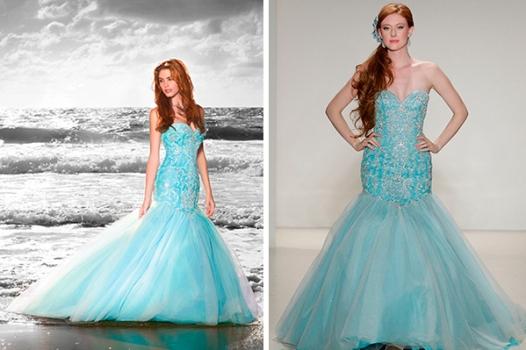 Ariel - Weeding dress