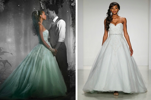 Tiana - Weeding dress