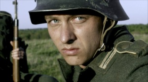 Programme Name: Generation War - Our Mothers, Our Fathers - TX: n/a - Episode: Ep 1 (No. 1) - Picture Shows:  Friedhelm (TOM SCHILLING) - (C) ZDF - Photographer: -