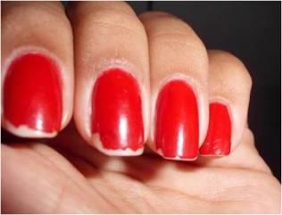 Esmalte vermelho 05