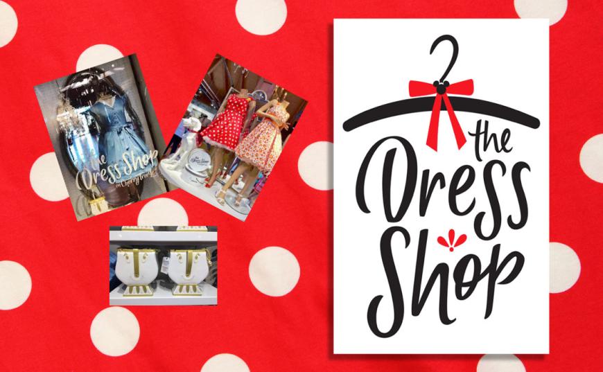 The dress shop0